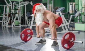Fitnessul in timpul sarbatorilor de iarna