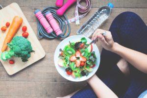 Limitarea numarului de mese poate creste motivatia de a face sport