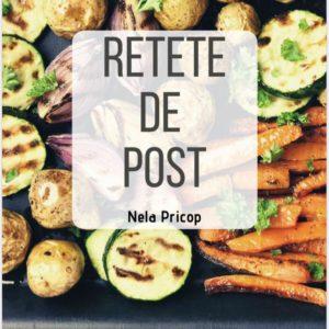 """e-Book """"Retete de post"""""""