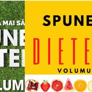 """""""Spune nu dietelor"""" vol 2 + vol 3"""
